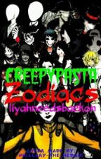 Creepypasta Zodiacs by strawberry-yeol