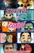 No es un juego *Exorinha y Gonuh* by Mapsis2005