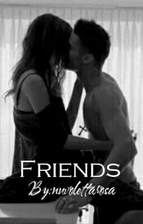 FRIENDS by nuvolettarosa