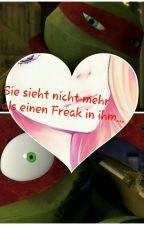 Sie sieht nicht mehr als einen Freak in ihm... by Jessy0803