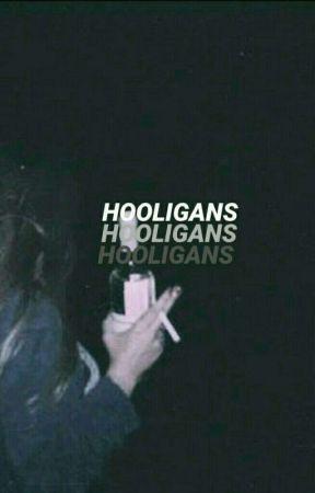 HOOLIGANS ➳ JOSH DUN by jugg3rnauts