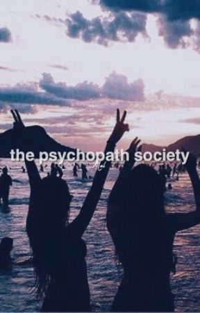 The Psychopath Society || HS by fuckerings