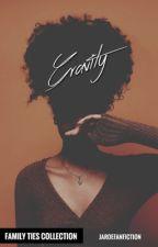 GRAVITY #1 ⌜Jacob Perez⌟ by arenewrites