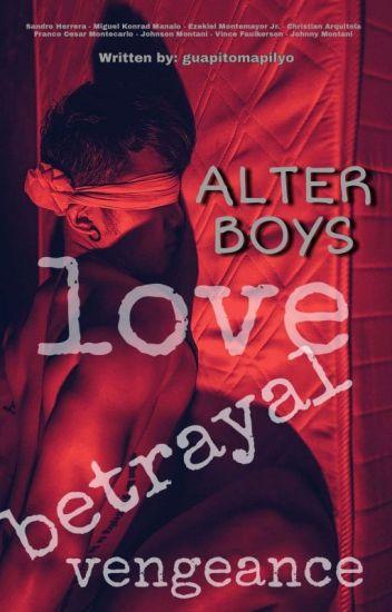 ALTER BOYS: Love, Betrayal, Vengeance! (SSPG)