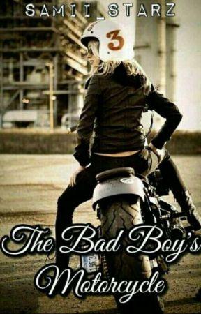 The Bad Boy's Motorcycle by samii_starz