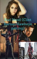 Red Hood (Clint Barton/Hawkeye pairing) by insaneredhead