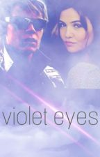 violet eyes | quicksilver by olivin-like-larry