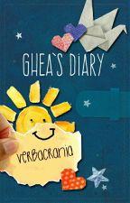 Ghea's Diary by verbacrania