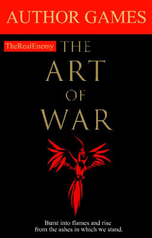 Author Games: Art of War by TheRealEnemy