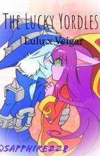 The Lucky Yordles~ Veigar x Lulu by Sapphire228