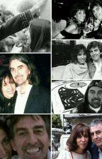 George y Olivia Harrison. Facts by LovelyRitaHepburn8