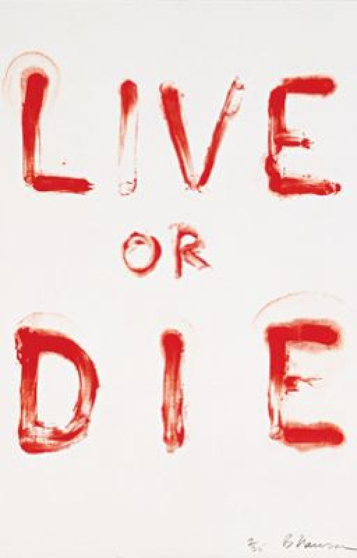 Live, or die? by marshmallow123