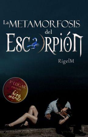 La Metamorfosis del Escorpión #JusticeAwards2017 by RigelM