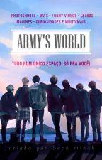 ARMY'S WORLD - O mundo do BTS só pra você. by SeonMinah