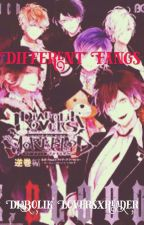 Different Fangs: Diabolik Lovers x reader by PikachuGeeky