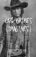 Carl Grimes {Imagines} by Gemini_Lily13
