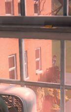Peeping Menace (#31CreepyWords) by DarleneMayer