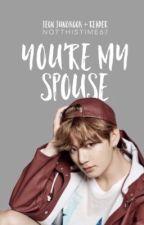 You're My Spouse  JJK X Reader  by NotThistime67