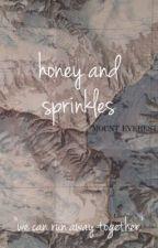 honey and sprinkles by colorsofboom