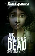 """The walking dead """"Clementine steps"""" by Enriqueso"""
