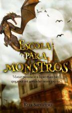 Escola Para Monstros by KlerSalvatore