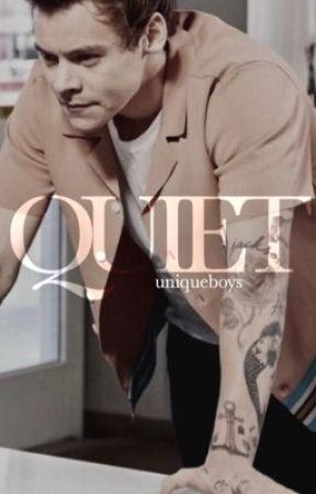 Quiet || hs by uniqueboys