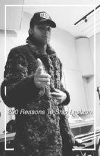 200 Reasons To Ship Lashton by shamelesslashton