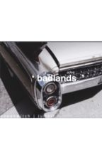 badlands ♛ THE WALKING DEAD by southparking