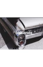 badlands ✧ t. walking dead by southparking