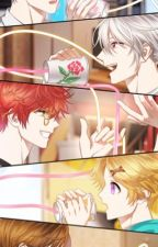Mystic Messenger Imagines by Trickster-Kisses
