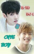 Bad boy & Cute boy by lyyania