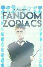 fandom zodiacs by Fandarlings
