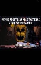 Fnaf memes by scarletrose12