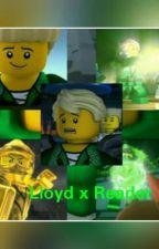 Lloyd x Reader by Gravitylover8