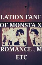 Monsta X Ff Colection by Sehyunim