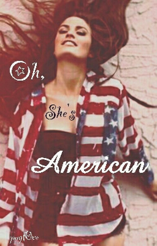 Oh, She's American (GirlXGirl) by pugl0ve