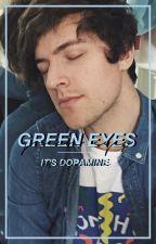 [✔] Green Eyes    PJ Liguori by itsdopamine