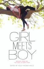 Girl Meets Boy by KellyMilnerHalls