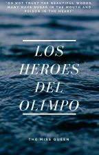 Los Héroes Del Olimpo |Apolo y Tu| by SraDriussi