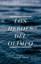 Los Héroes Del Olimpo |Apolo y Tu| by TheMissQueen