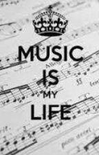 Music Is My Life (Song Lyrics) by blueflowergirl