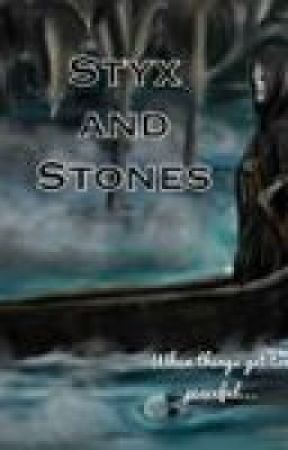 Styx and Stones (a Percy Jackson fanfic) - Prologue - Wattpad