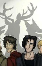 Pamiętnik z Hogwartu by ItsOnlyMyFantasy