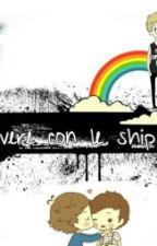Vivere Con Le Ship  Humor by escapewithben