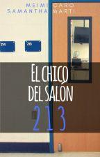 """El Chico Del Salón """"213"""" © by SamanthaMarti"""
