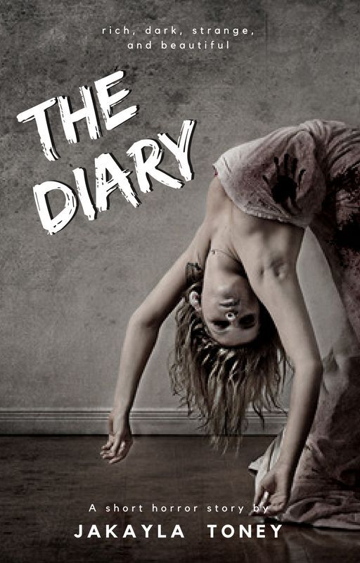 The Diary by Ms_Horrendous
