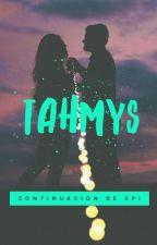 TAHMYS |Mario Bautista| by MiaSanchez-