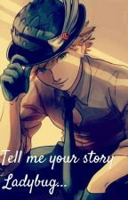 Tell Me Your story Ladybug  by _Ola_09