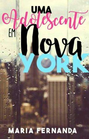 Uma Adolescente em Nova York by feeh_mari