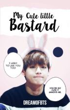 My cute little bastard ⊱Taekook Texting ⊰ by Dreamofbts